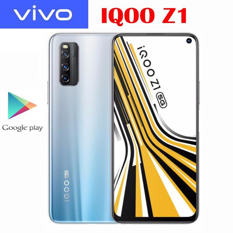 Vivo iQOO Z1 5G 6GB/128GB Versión CN