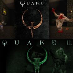 Gratis :: Quake y Quake II en el evento @QuakeCon @Bethesda