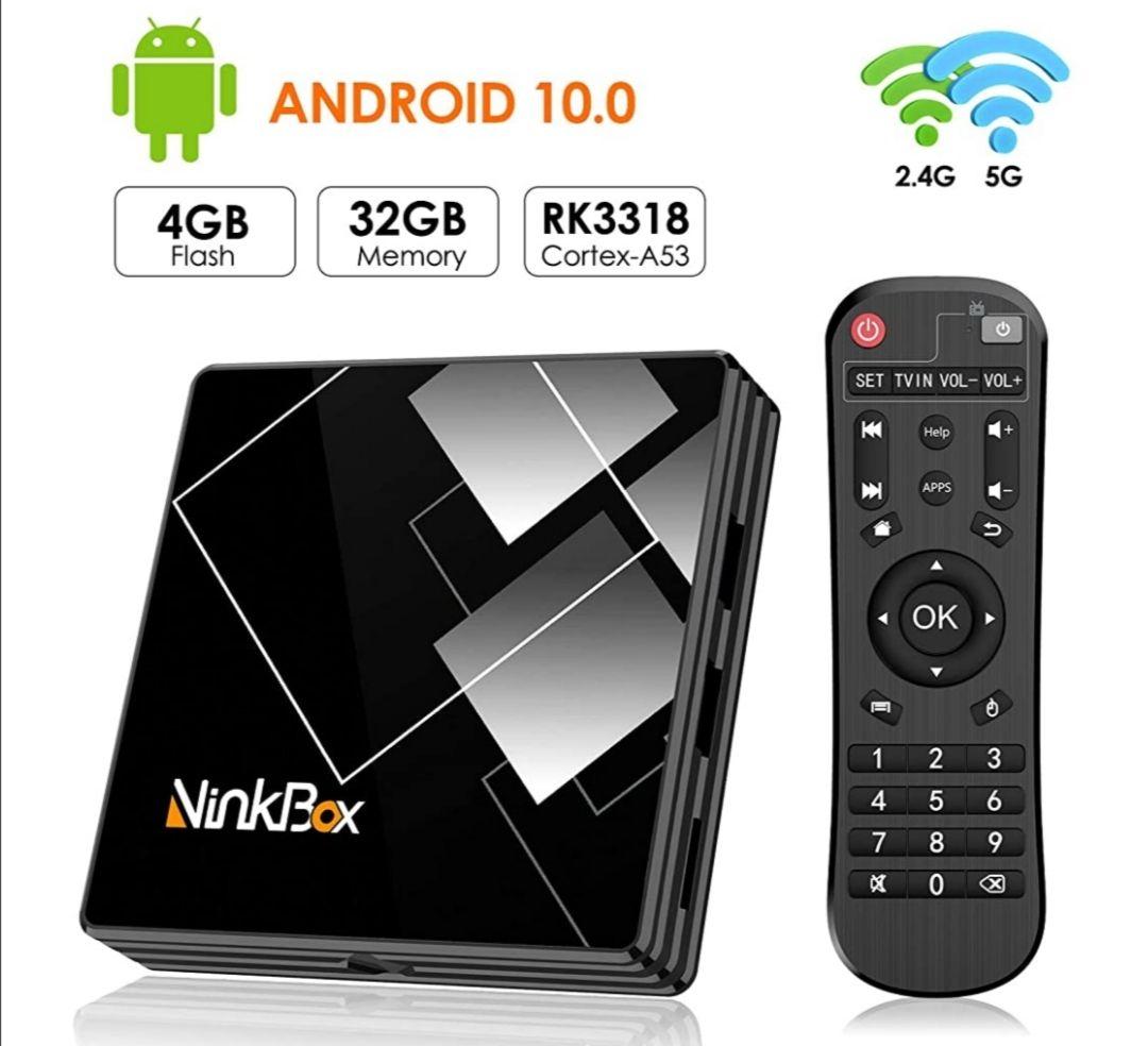 Ninck Box Android Tv 4GB +32GBP