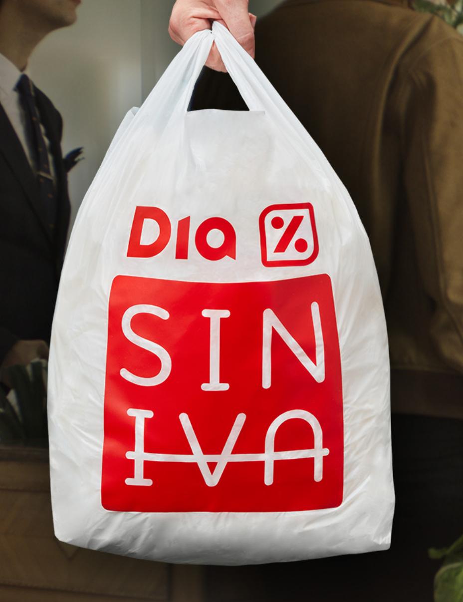 DIA: Sin iva el viernes 29 de Junio