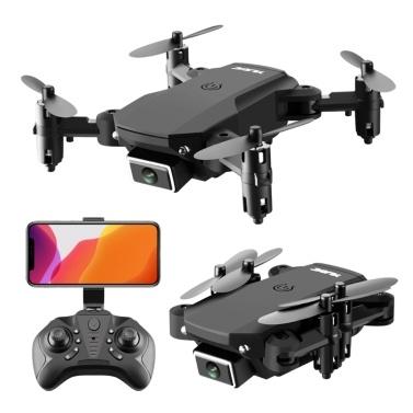 Dron S66 plegable con grabación 4K