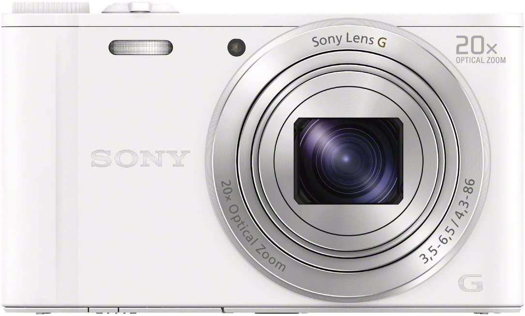 Sony DSC-WX350 Zoom 20X WiFi NFC 109€