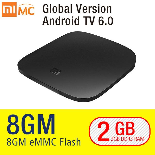 Xiaomi Mi Box Android TV desde España