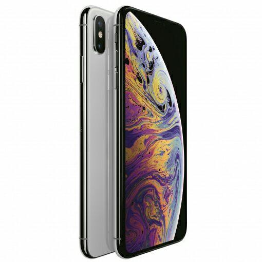 iPhone Xs Max Apple 512GB Plata