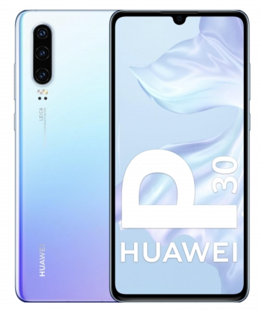 Móvil Huawei P30 6/128GB + 15% REGALO