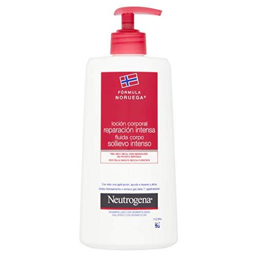 Loción corporal Neutrogena para piel muy seca 400ml por 4,99€ (compra recurrente)