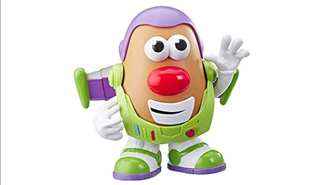 Potato Head Mr. Potato Buzz Lightyear (disponible tb woody)