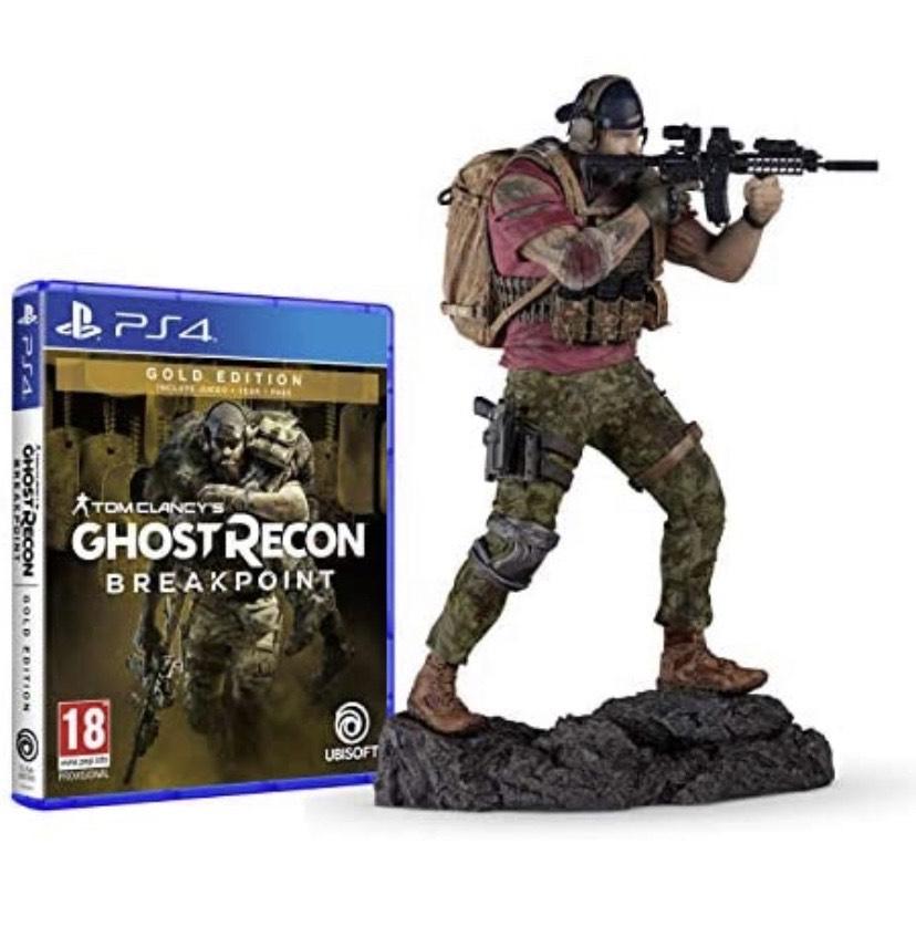 Ghost Recon Breakpoint - Edición Coleccionista (Contiene Edición Gold y Figura Nomad)