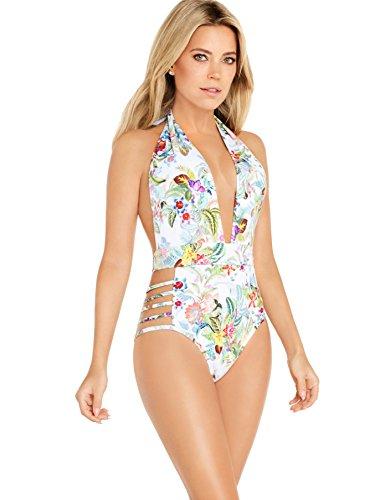 Sylvie Flirty Swimwear Britta, Trikini para Mujer, talla 42, talla del fabricante 40A.
