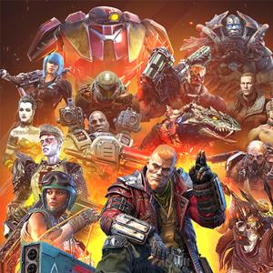 Quake Champions :: Desbloquea todos los personajes + Cañón de riel @QuakeCon