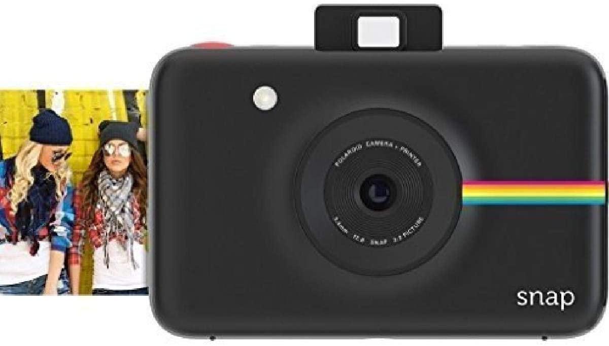 Polaroid Snap - Cámara digital instantánea