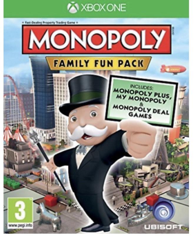 Hasbro Monopoly Deluxe GAME NUEVO
