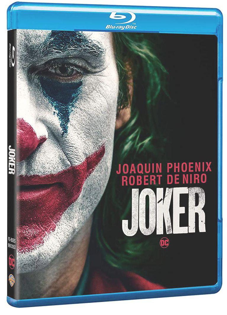 Joker en formato Blu-Ray