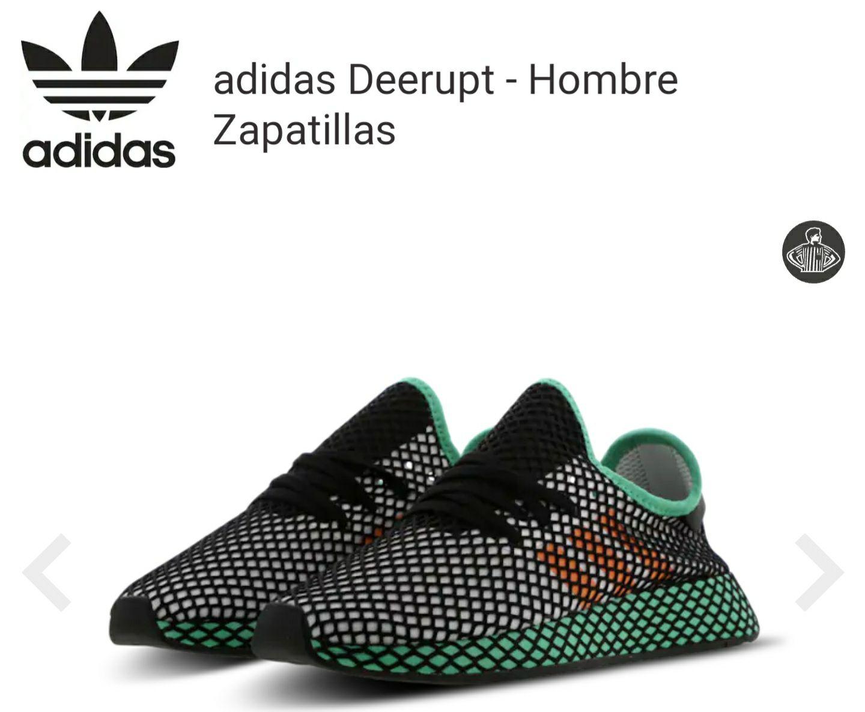 Zapatillas Adidas Deerupt hombre a 49.99€