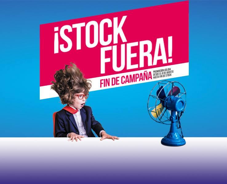 Stock fuera Carrefour MODO VERANO (Recopilación)