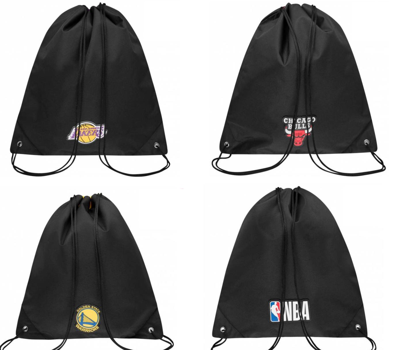 Bolsa/Petate NBA Bulls, Lakers, Warriors