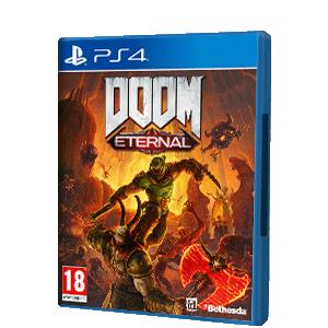 Doom Eternal para Playstation 4 (Físico, AlCampo Sant Boi)