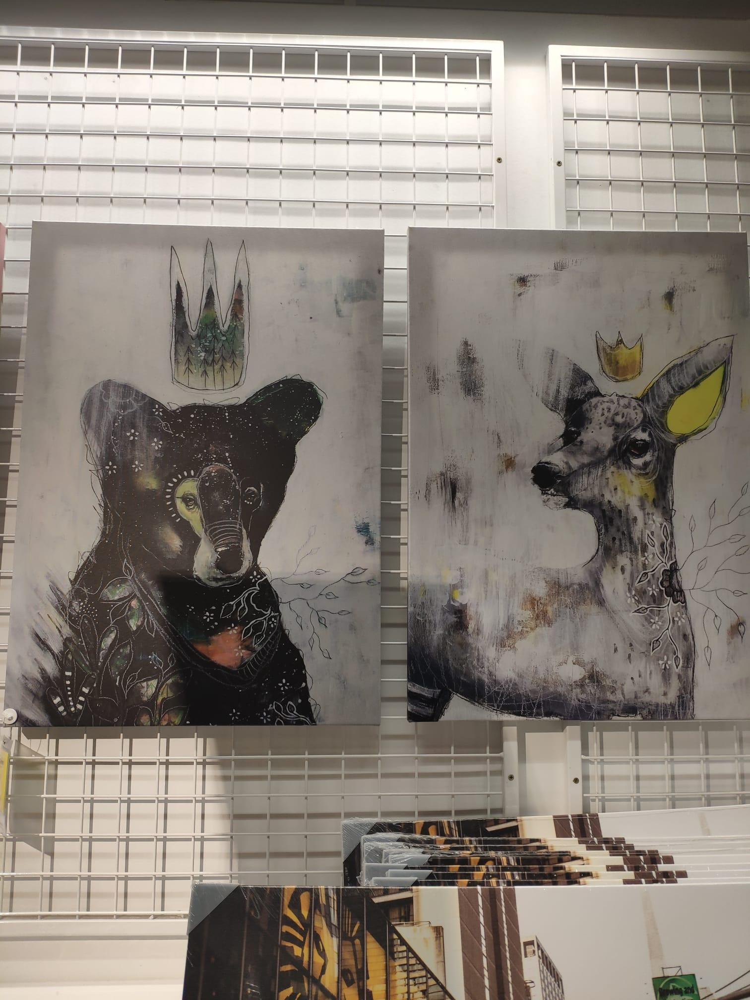 Liquidación en cuadros y lienzos | Ikea Hospitalet de Llobregat