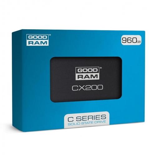 Disco Duro SSD GoodRam CX200 960GB