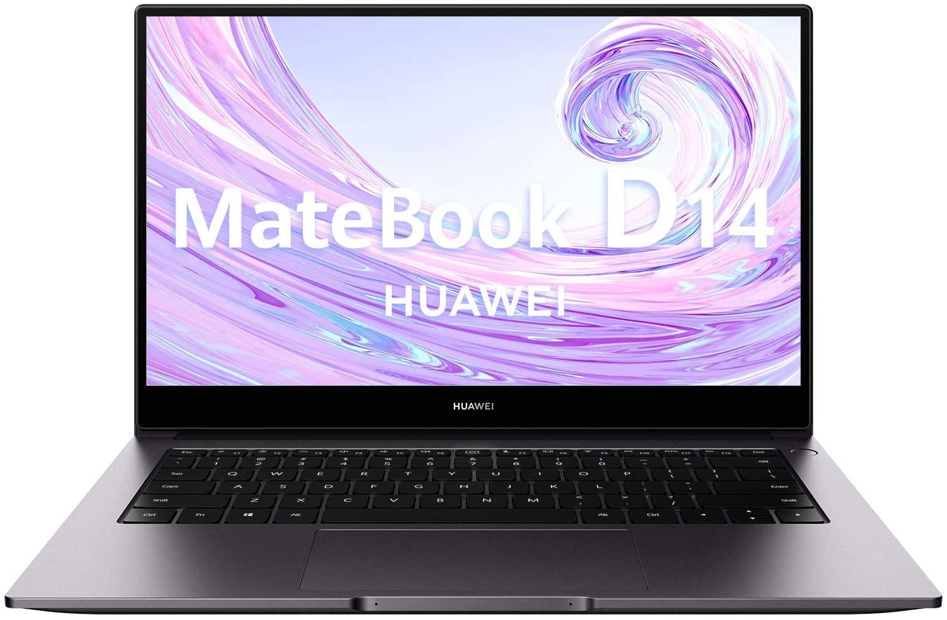 Huawei D14 8gb 512gb ssd Ryzen5 3500u (Vendedor externo)