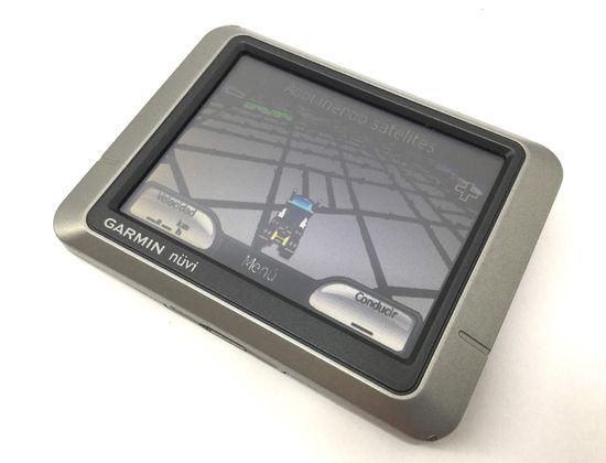 Navegador GPS Garmin (usado) 2 años de garantia