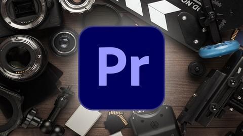 Curso gratis de Adobe Premiere Pro CC en udemy, inglés + 5 cursos