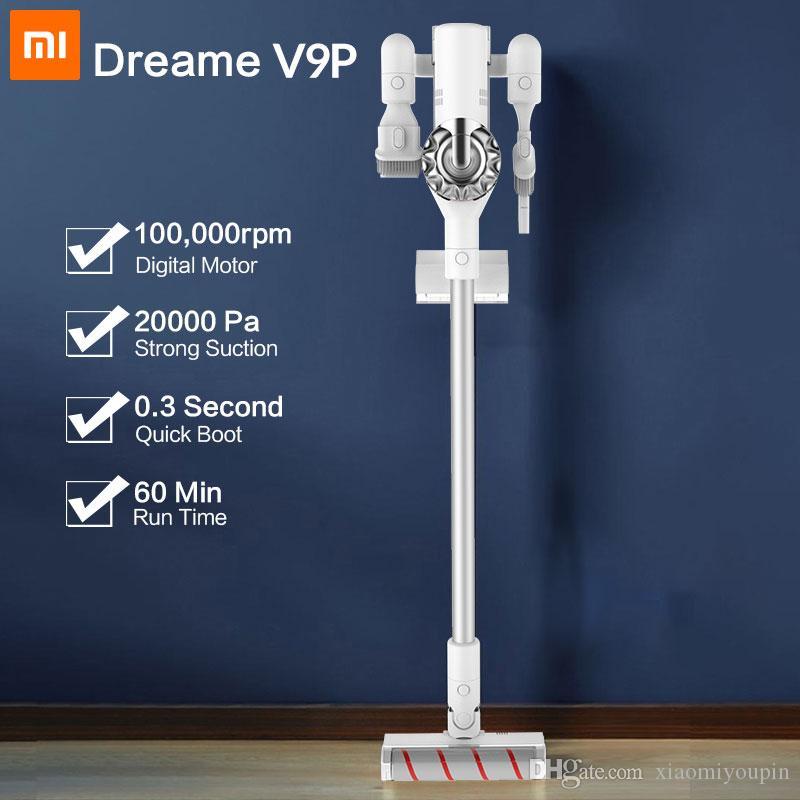 Aspirador inalambrico Xiaomi Dreame V9P - Desde España