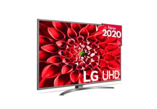 """TV LED 50"""" - LG 50UN81006LB, UHD 4K, Quad Core, WiFi, Bluetooth, Inteligencia Artificial, HDR 10 Pro, Smart TV"""