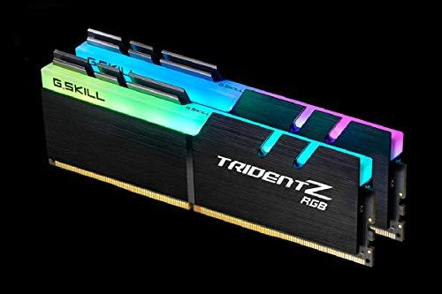 Kit RGB Memory Ram DDR4 G.Skill Trident Z 16 GB (2 x 8 Go) - 3600MHZ, CL18