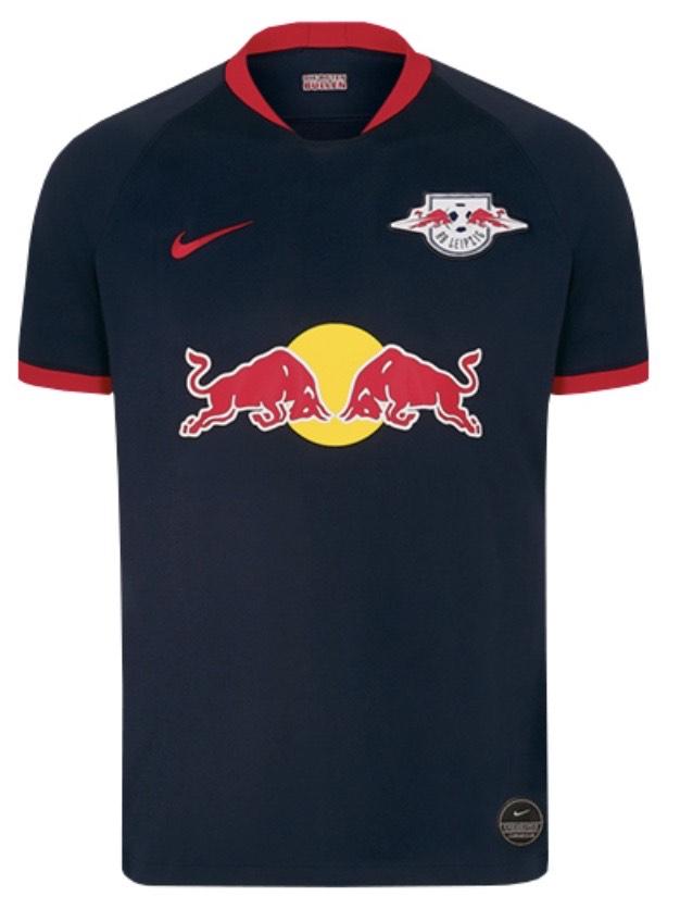 RB Leipzig Nike Niño Camiseta segunda equipación