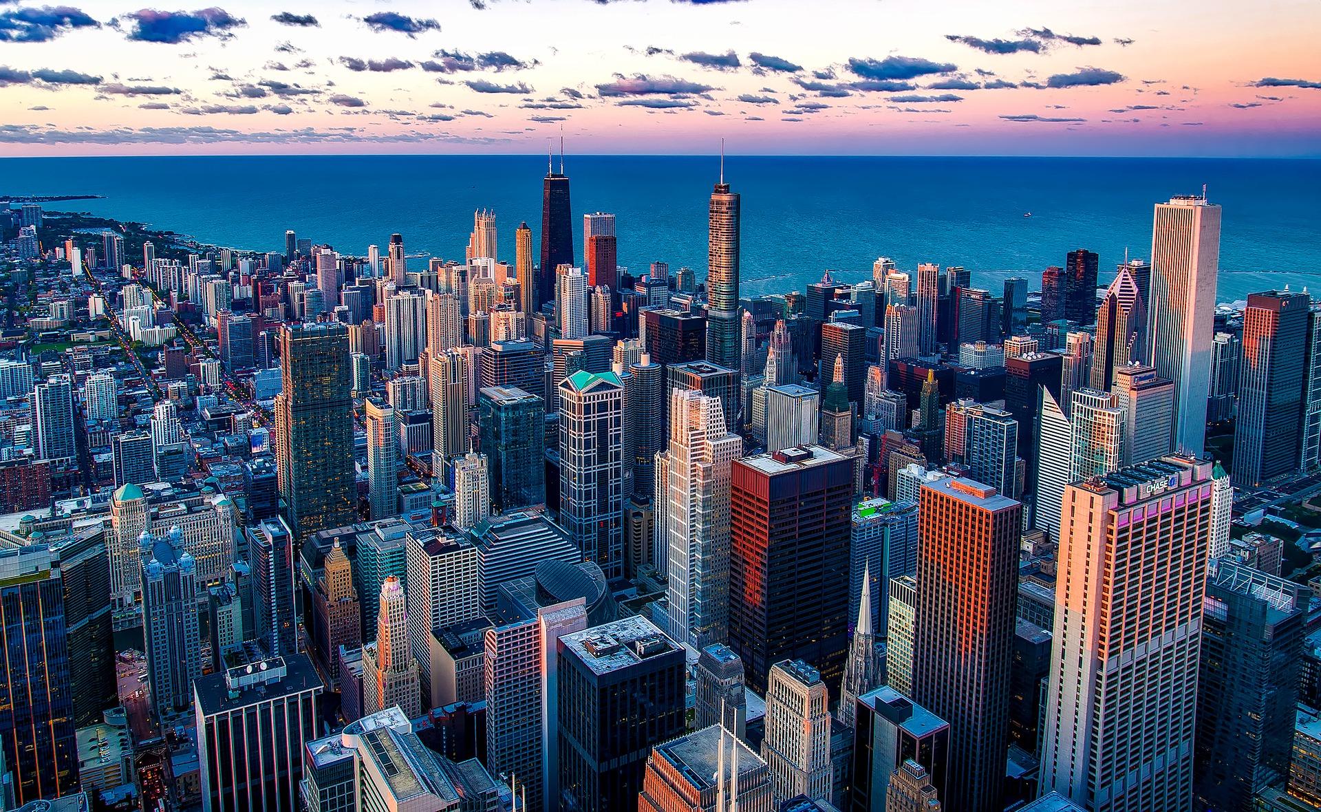 Vuelos a Chicago por 175€ ida y vuelta (Marzo 2021)