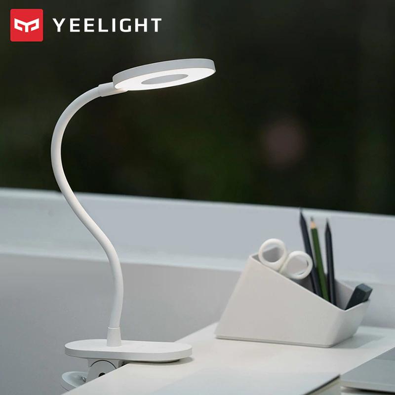 Lámpara LED de escritorio Yeelight envio de china 3 modelos desde España 1 modelo.