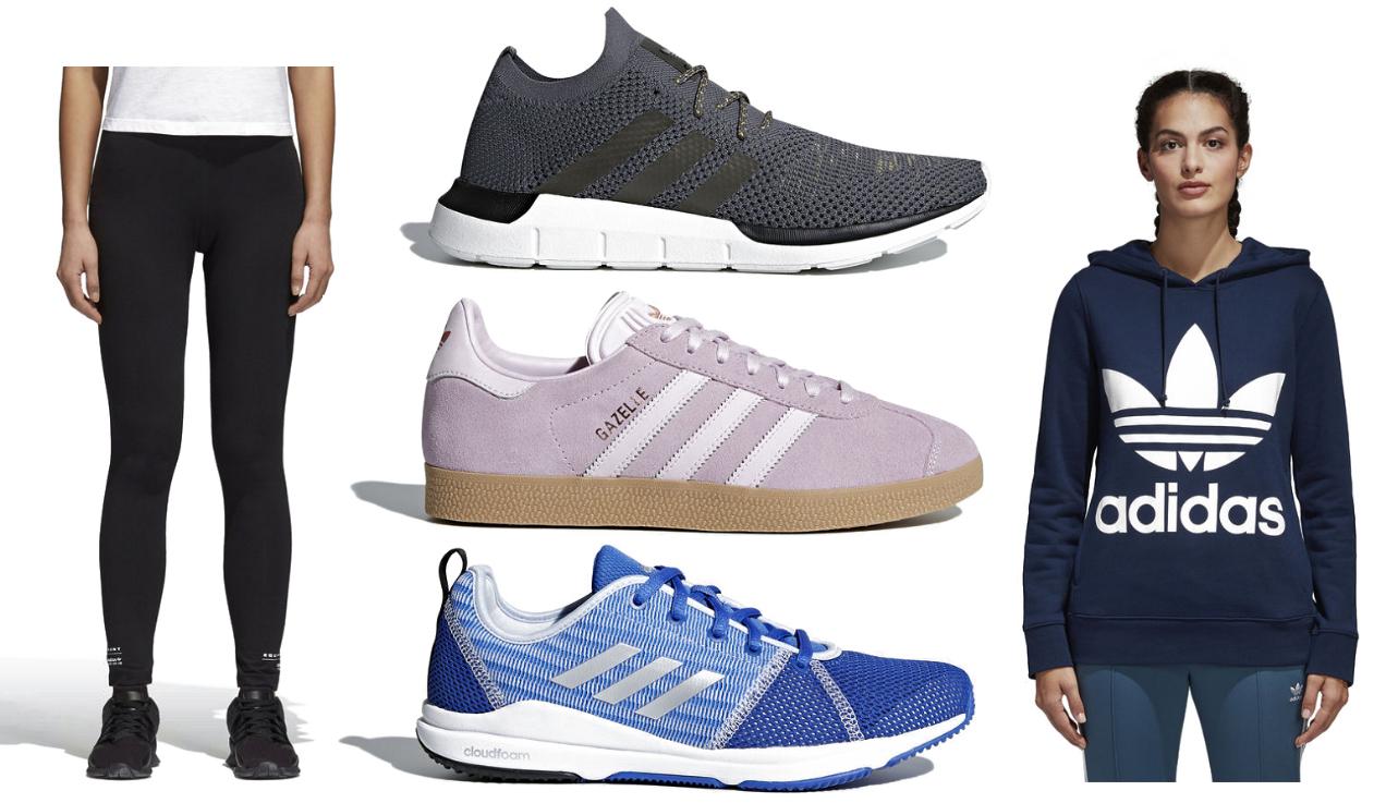 Día II: 50%+20% EXTRA en 24 productos Adidas