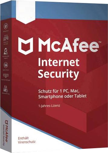 MCAFEE INTERNET SECURITY (6MESES) (GRATIS)
