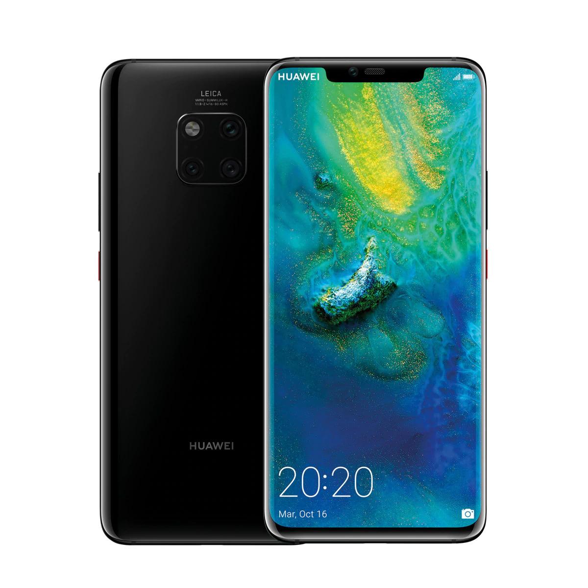 Huawei Mate 20 Pro 6GB + 128GB Dual Sim Negro móvil libre