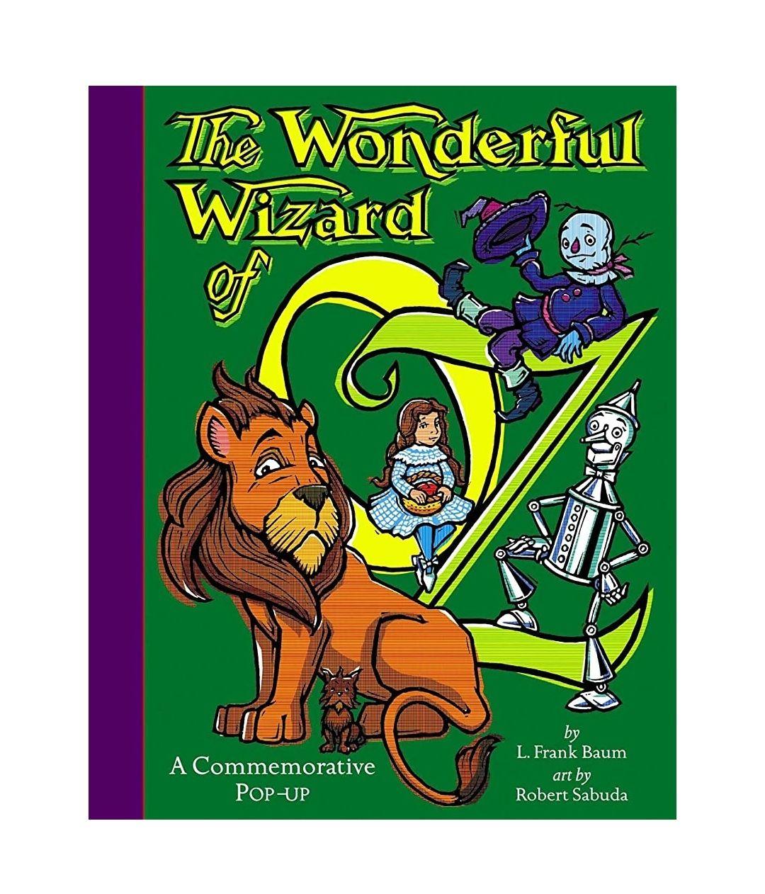 Robert Sabuda Baum, L: Wonderful Wizard Of Oz