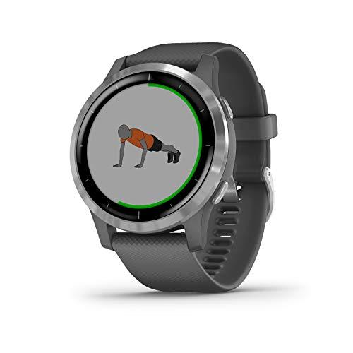 Garmin Vivoactive 4 - Reloj inteligente con GPS