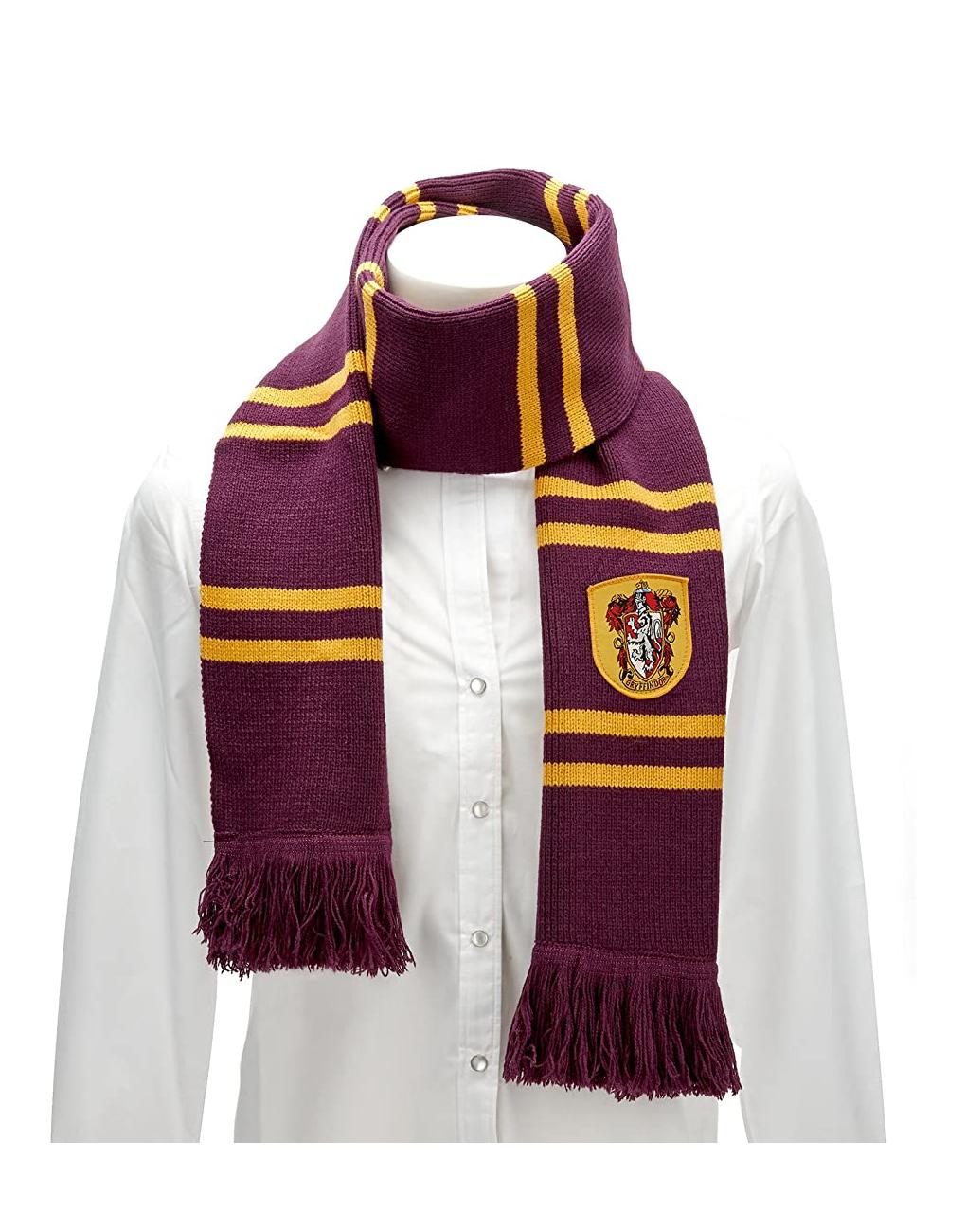 Bufanda Harry Potter casa Gryffindor