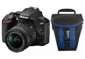 Cámara reflex Nikon 3500 + 18-55mm F3.5-5.6G