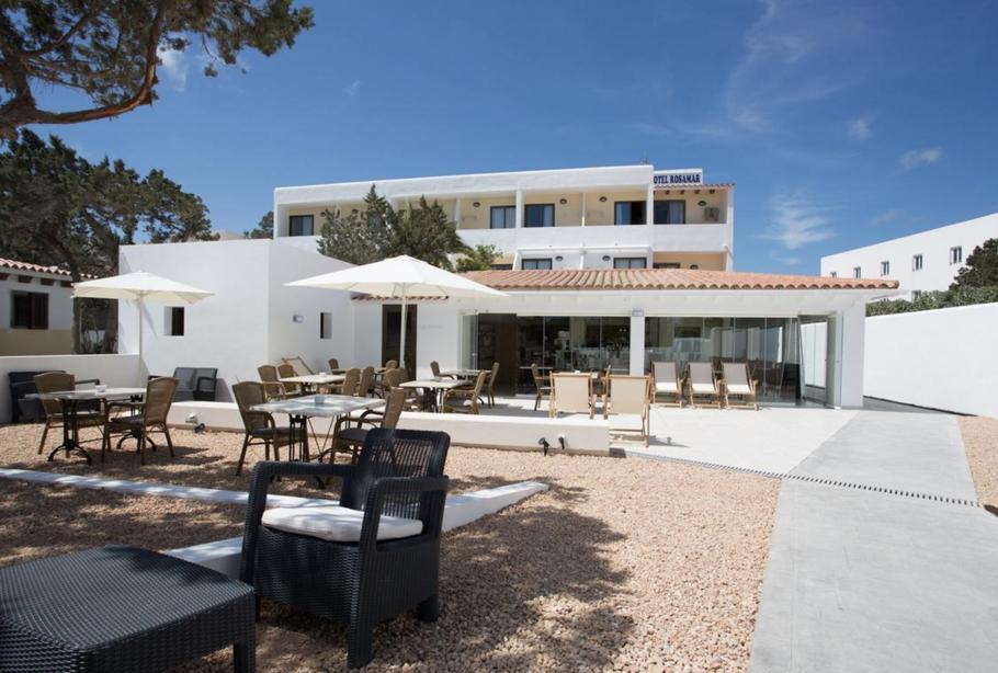 SEPT Formentera desde Bilbao 293€/p= 5 noches en hotel con desayunos
