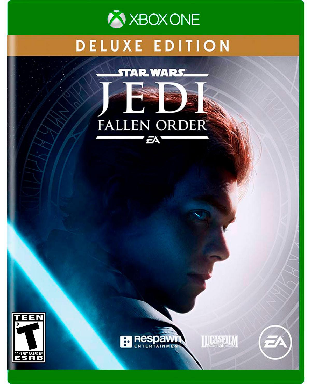 Star Wars Jedi Fallen Order Deluxe Edition @XBOX