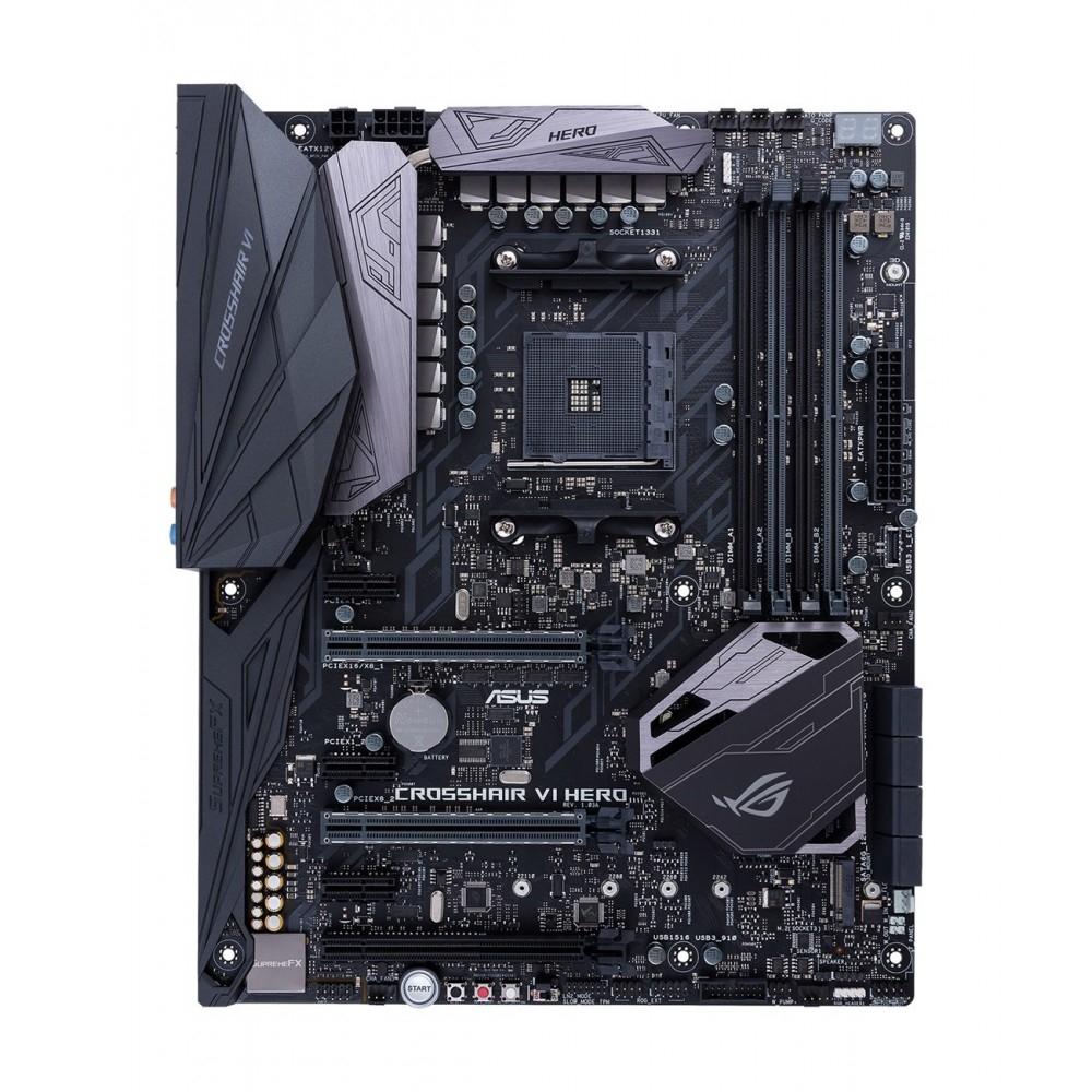 Asus Crosshair VI Hero AM4 DDR4 Placa Base Reacondicionado
