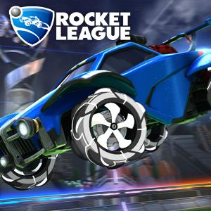 Rocket League :: Gratis las ruedas Chopper EG