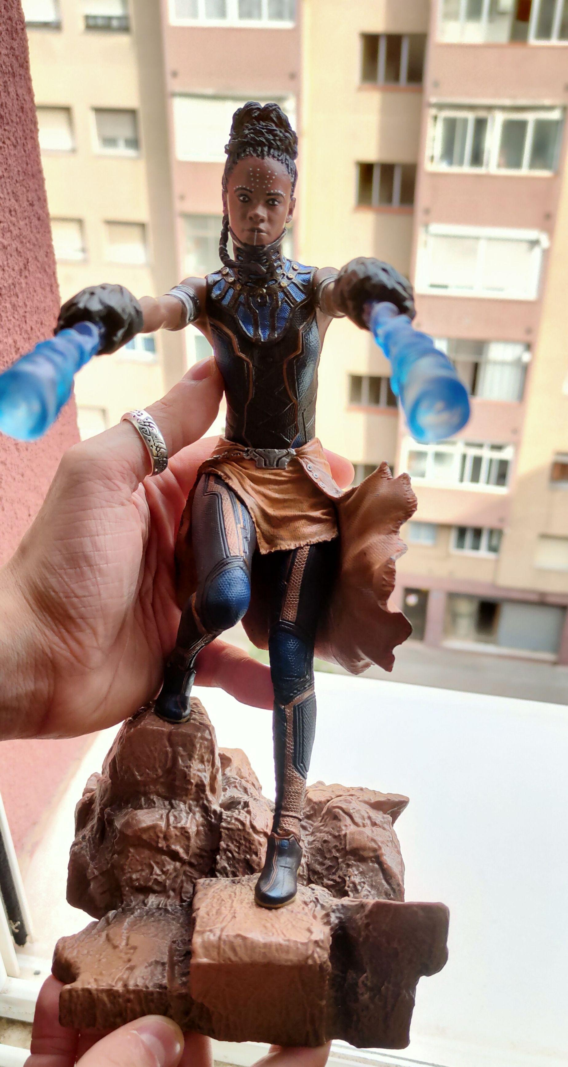 Figura Marvel Pantera Negra - Shuri - Fnac (1 tienda)