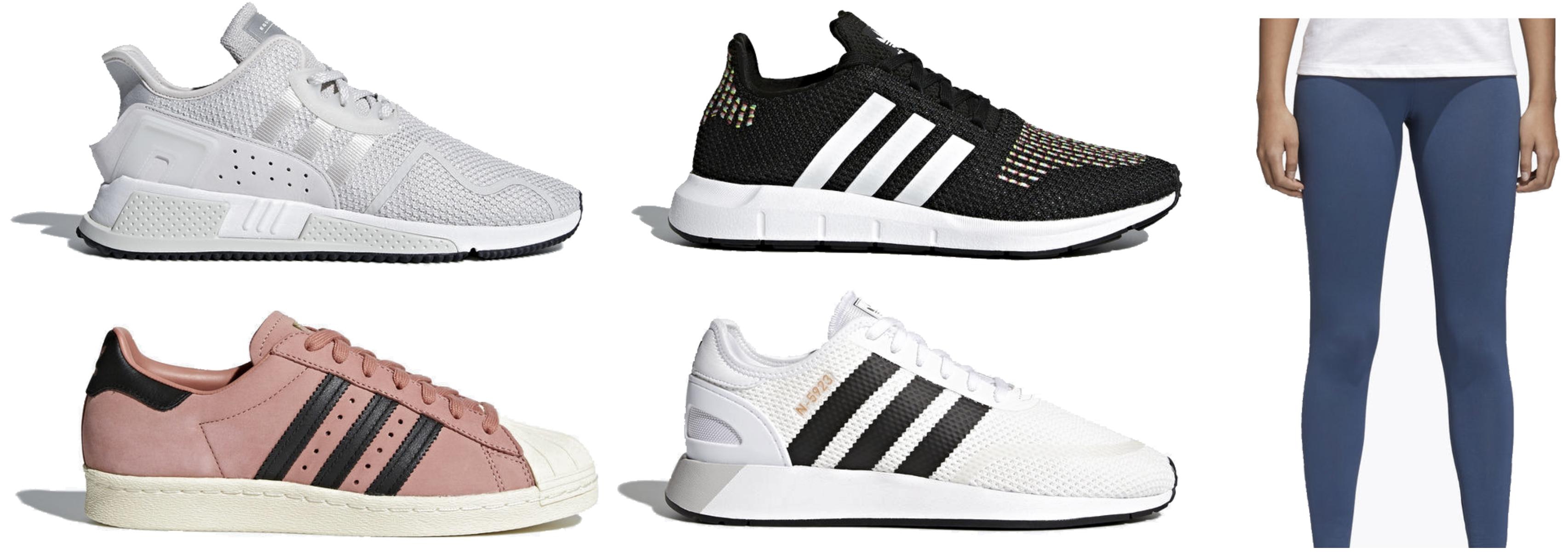 Día III: 50%+20% EXTRA en 24 productos Adidas