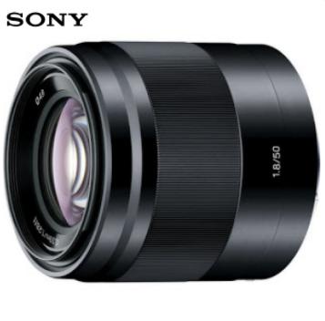 Objetivo 50mm FE 1.8 Sony Mount-E