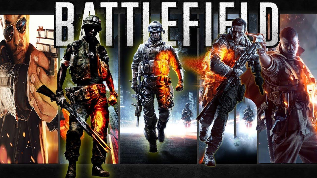 En Steam hay descuentos para los Battlefields