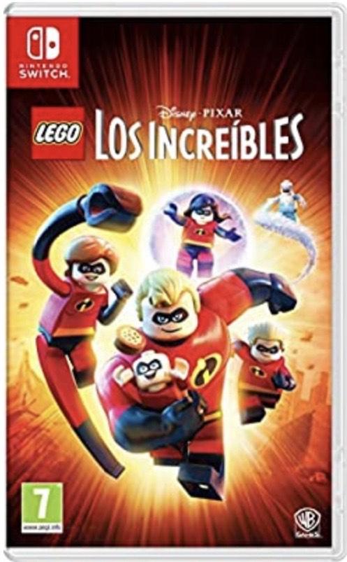 LEGO Los Increíbles - Edición Estándar - Nintendo Switch