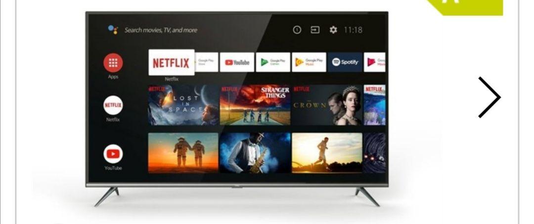 """Smart TV LED 55"""" 4K LED 55 55EP640"""