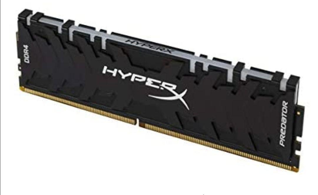 HyperX Predator HX430C15PB3A/16 Memoria 3000MHz DDR4 CL15 DIMM XMP 16GB RGB